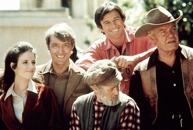 劇中、リックが少女を人質に取る悪役で出演した『対決ランサー牧場』