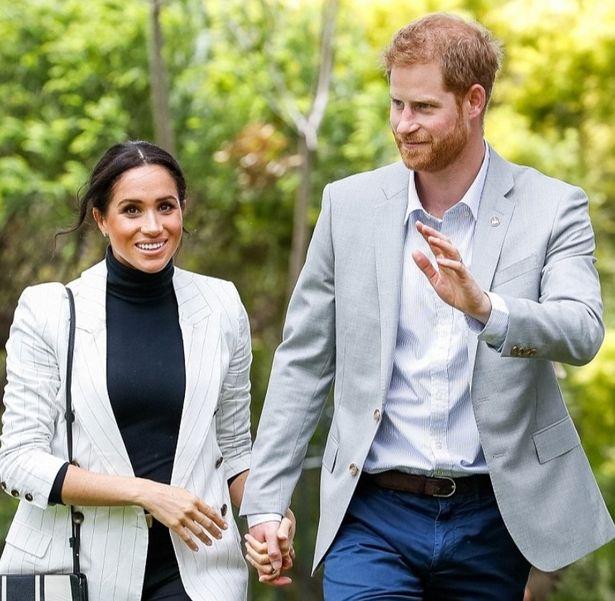 ヘンリー王子とメーガン妃が高位王族退位を発表