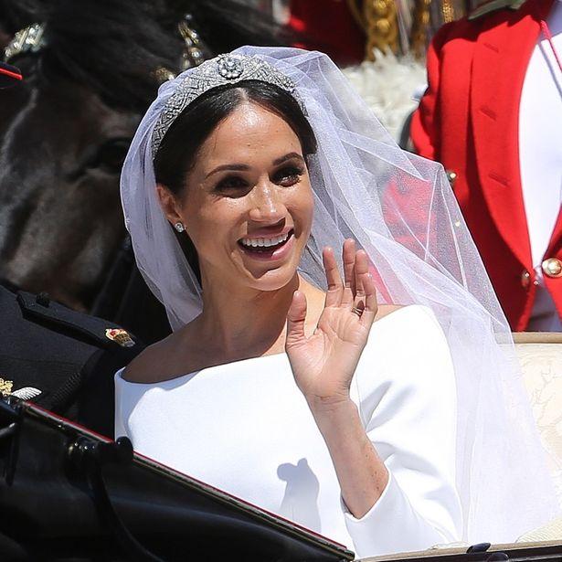 ウェディングドレスを含め、約1億3550万円に及ぶというメーガン妃の衣装代