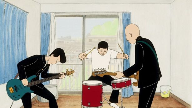 制作に7年以上かけた自主制作のアニメーション映画『音楽』とは?