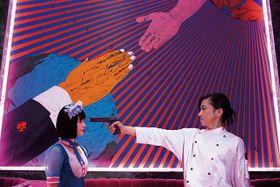 監督撮り下ろし写真を公開!『Diner ダイナー』を極彩色に染めた蜷川実花の世界観