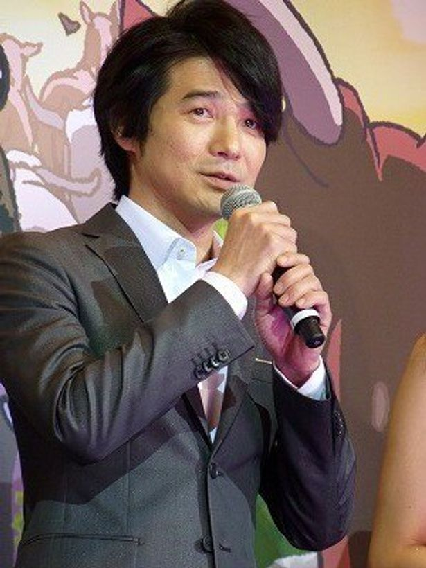 【写真】スタッフと間違えられた吉岡秀隆