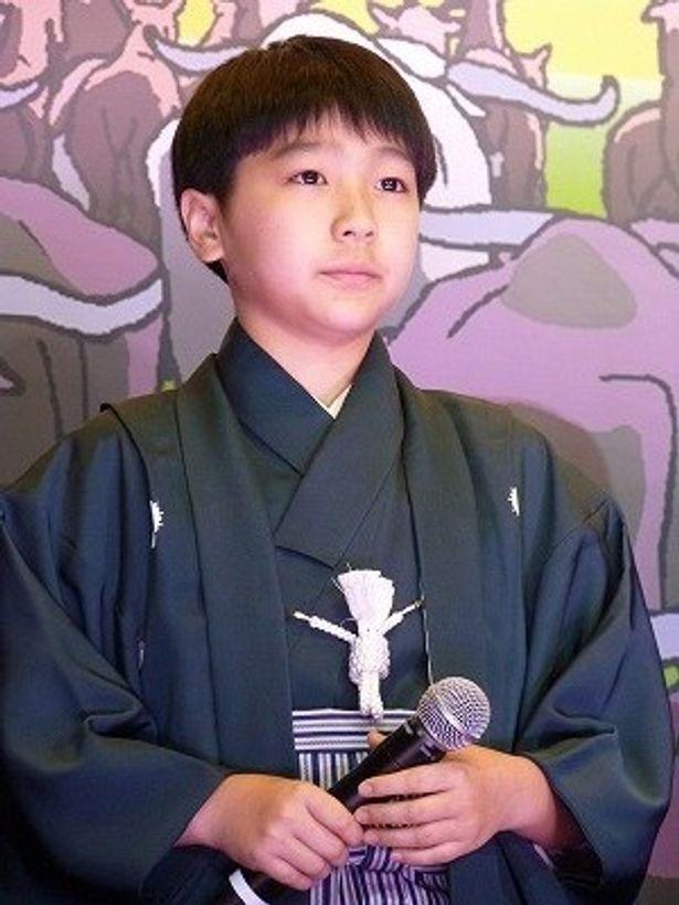 観世三郎太は今回の声優経験が良い思い出になったと語った。