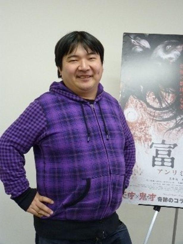 井口昇監督が放つ新たな富江ワールドは必見だ