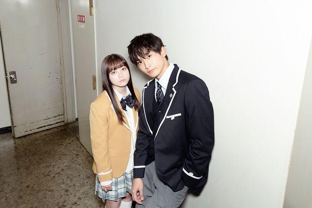 『シグナル100』で共演した橋本環奈と小関裕太