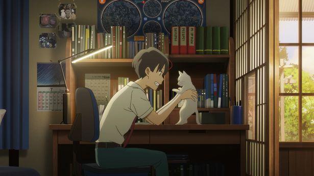 ネコとして愛情を表現するムゲは、日之出と心を通わせていくが…