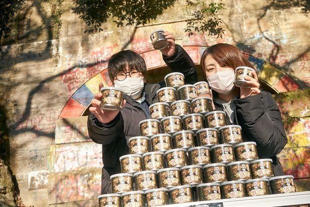 """""""日本最恐の心霊スポット""""で缶詰作り…無事に帰れるのか?"""