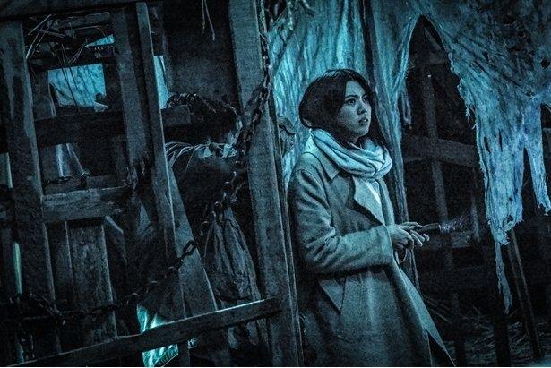 """清水崇監督が""""犬鳴村伝説""""を基に描いた、とにかく怖い『犬鳴村』"""