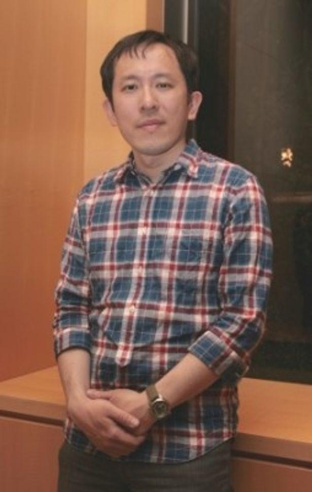 原作者の万城目学氏。本作は『鴨川ホルモー』(09)に続く、二作目の映画化