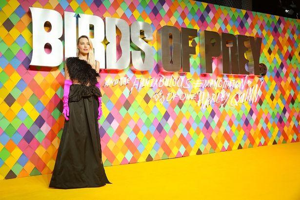 『ハーレイ・クインの華麗なる覚醒 BIRDS OF PREY』のロンドンプレミアが開催