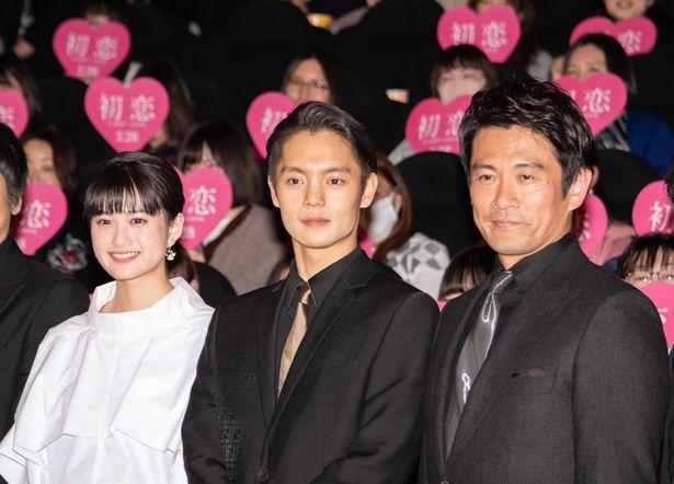 三池崇史監督最新作『初恋』のジャパンプレミアが新宿で開催!