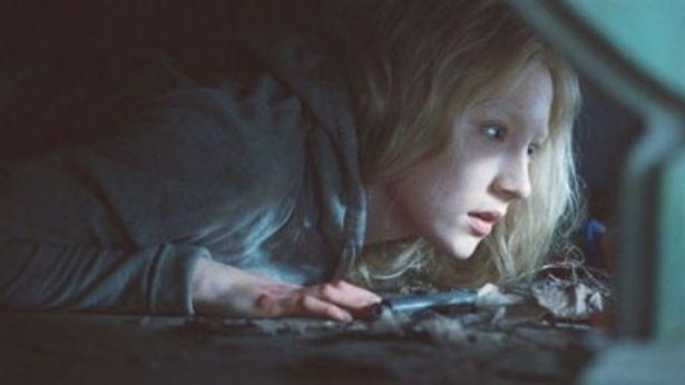 可憐なシアーシャ・ローナンが、タフな殺し屋ハンナを演じる