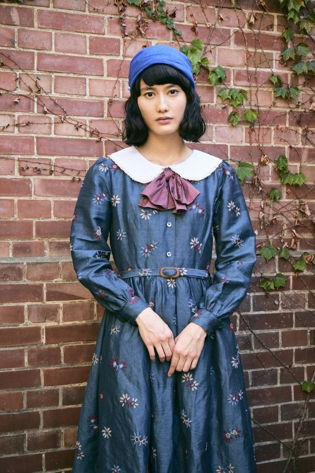 【写真を見る】橋本愛ら人気女優がレトロでキュートなファッションを披露!<写真15点>