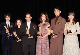 池松壮亮、5年ぶりのキネマ旬報ベスト・テン授賞式で熱いスピーチ!「僕だけの力では到底及ばない場所」