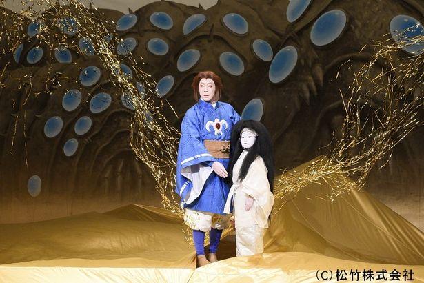 宮崎駿の「風の谷のナウシカ」が新歌舞伎として登場!