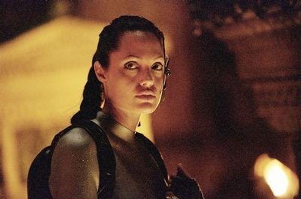アンジェリーナ・ジョリーが演じた『トゥームレイダー』のヒロイン、ララ・クロフト