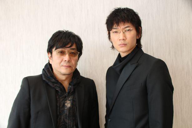 『影裏』で主演を務めた綾野剛と大友啓史監督
