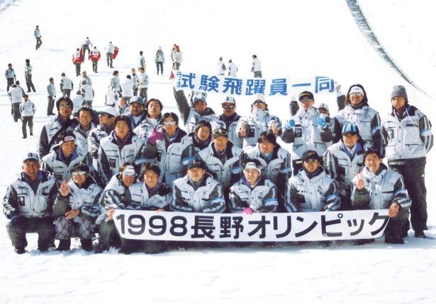 長野五輪の舞台裏で活躍した、25人のテストジャンパーたちを描く『ヒノマルソウル~舞台裏の英雄たち~』