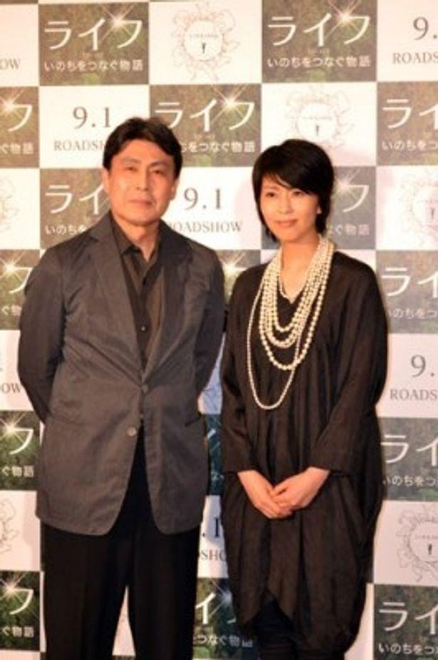 松本幸四郎と松たか子が親子共演で映画のナレーションに初挑戦