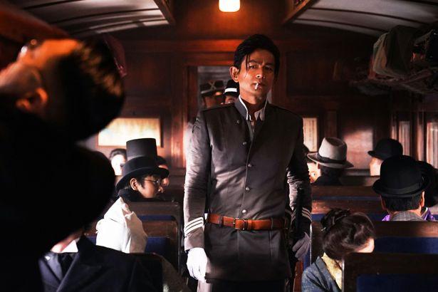 斎藤一=江口洋介がシリーズに帰還!