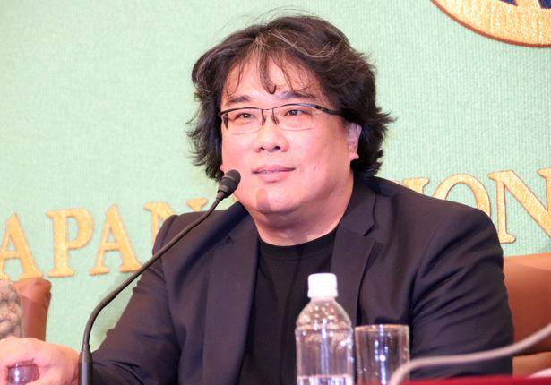 ポン・ジュノ監督、新型コロナウイルスの拡大についても持論