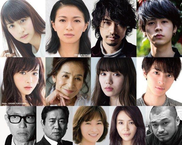 斎藤工、榮倉奈々など超豪華俳優陣が集結することで話題に