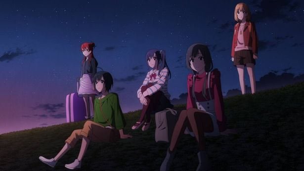 満足度も高い劇場版『SHIROBAKO』が初登場で3位にランクイン!