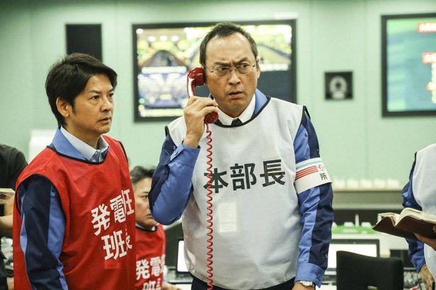 見学に訪れた原発職員たちから「吉田所長本人かと思った」と驚きの声が上がるほどの再現度