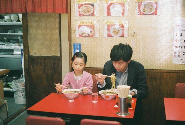 『mellow』では田中圭演じる夏目の姪っ子・さほ役で出演