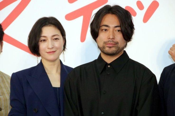 『ステップ』で初共演した山田孝之と広末涼子