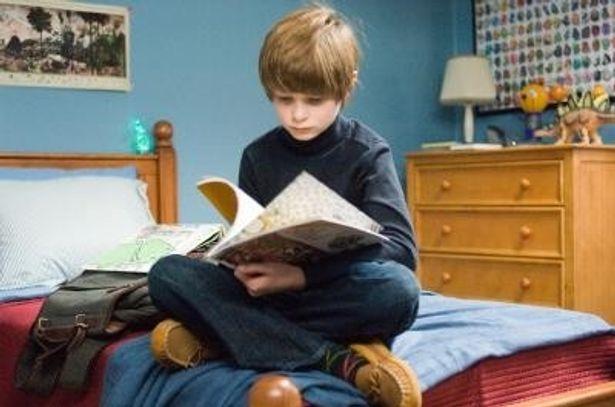 子役にありがちな、ただ可愛いだけでない子供の姿を見事に演じている