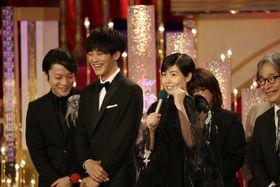 『新聞記者』が第43回日本アカデミー賞を制す!最優秀賞最多受賞は『キングダム』に