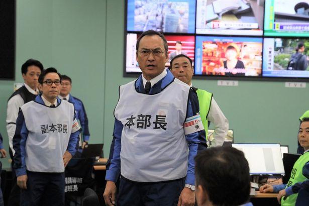 【写真を見る】渡辺謙が実在の人物である福島第一原発所長の吉田昌郎を熱演!(『Fukushima 50』)