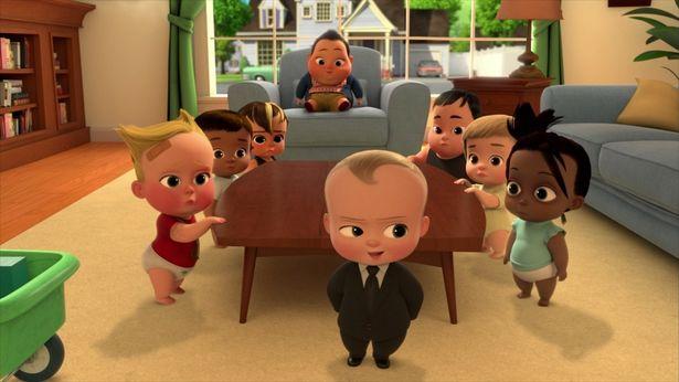 「ボス・ベイビー: ビジネスは赤ちゃんにおまかせ!: シーズン3」フリーになったボス・ベイビーの活躍が描かれる