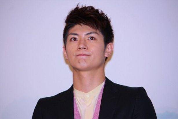 『東京公園』の初日舞台挨拶で三浦春馬がキスシーンを語った