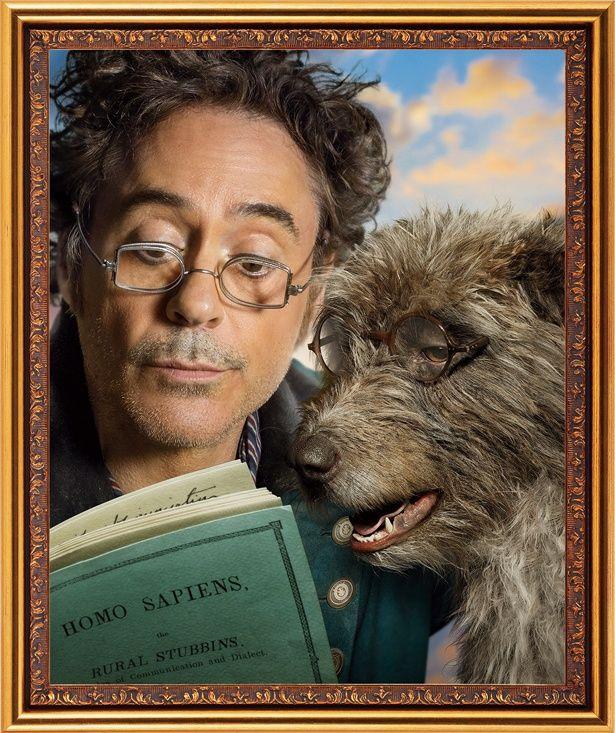 イヌのジップは眼鏡がトレードマーク