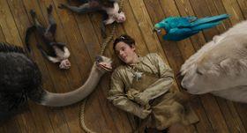 冷え性のシロクマに、お尋ね者のキツネ&キリン!『ドクター・ドリトル』動物図鑑
