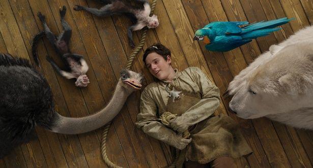 ドリトル先生を慕う動物たちが大集合!