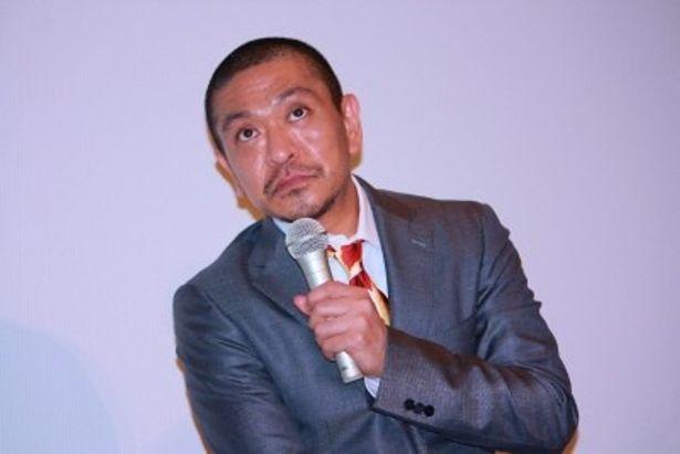 『さや侍』で松本人志監督が自身では初のティーチインを開催