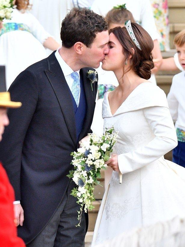 妹のユージェニー王女は2018年に結婚している