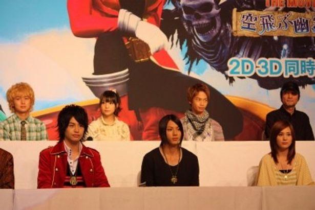 渡辺勝也監督率いるゴーカイジャーのチーム
