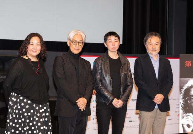 「第1回 大島渚賞」の記念上映会でトークショーが開催!