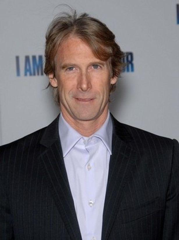 『トランスフォーマー』シリーズのマイケル・ベイ監督。ミーガンの降板は当初、ベイへの批判が原因と噂されていた