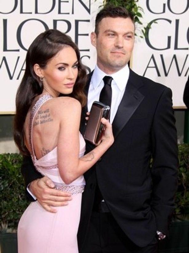 ミーガンは昨年6月に俳優のブライアン・オースティン・グリーンと結婚している