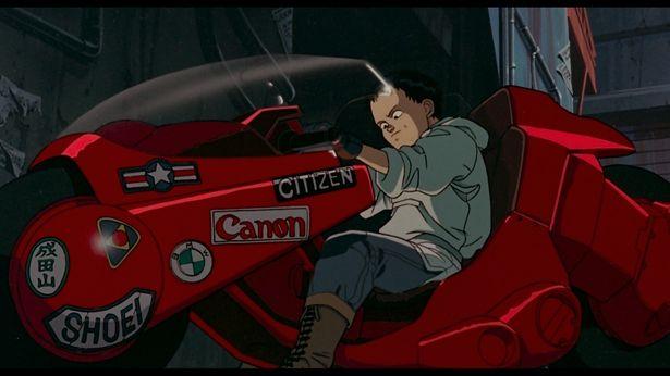 【写真を見る】スピルバーグも大好きな金田のバイクなど、『AKIRA』の影響力がすごすぎる<画像10点>
