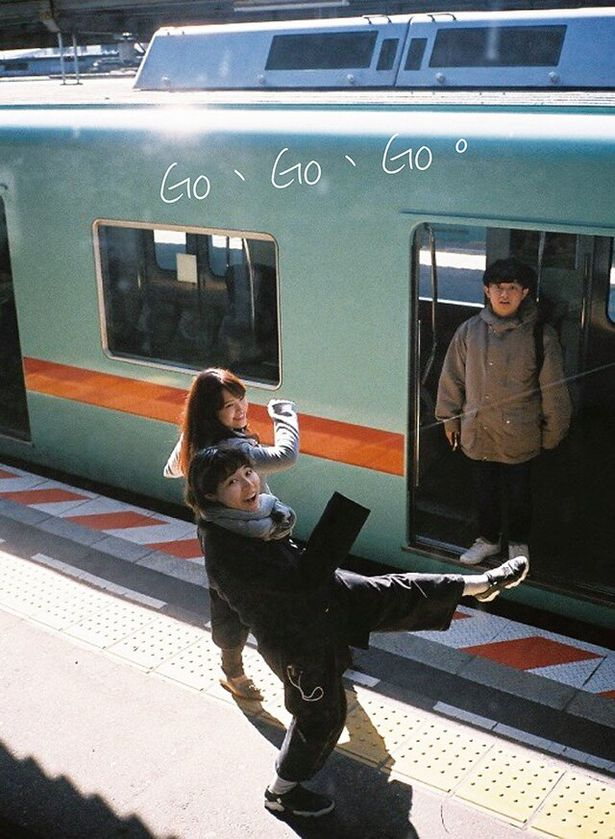 卒業旅行で、福岡へ