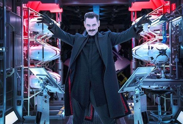ソニックの宿敵、ドクター・ロボトニックを演じるのはジム・キャリー
