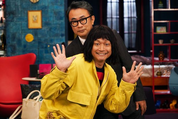 """日本のエンタテインメント界を代表する2人が""""シットコム""""に挑む!"""