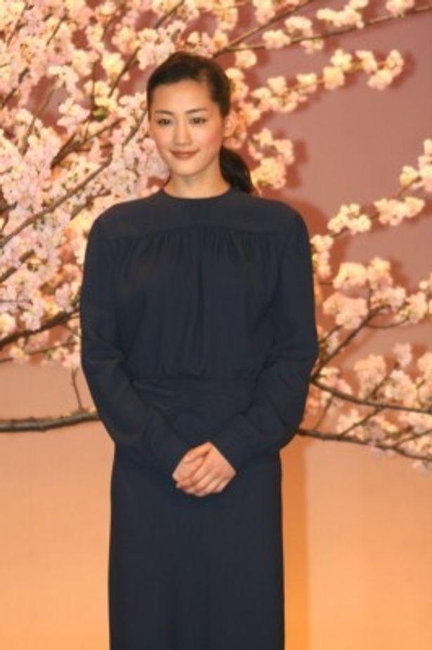 大河ドラマ「八重の桜」の主人公・新島八重を演じる綾瀬はるか