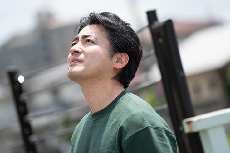 映画『ステップ』で初めてシングルファザー役に挑戦した山田孝之